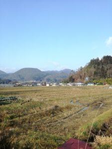 山形の実家周辺風景1