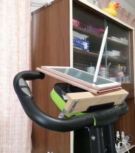 バイク_iPad