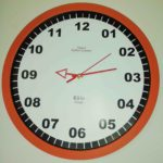 雑貨屋の時計